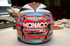 Raikkonen Monaco GP 06'