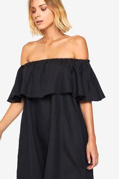 9724b78b74 ANINE BING Off shoulder dress Anine Bing
