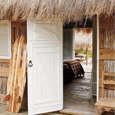 "☆ hopeandmay:  ""Surf shack dreaming.. Image via our Pinterest [pinterest.com/hopeandmay] Link to follow in bio.. T x (at pinterest.com/hopeandmay)  """