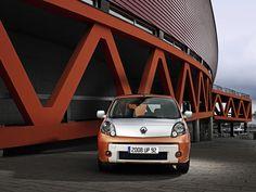 Renault Kangoo Be Bop (2009)