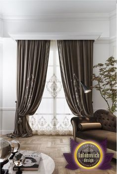 luxury curtains is the final touch in creating interiors luxury antonovich design studio offers best