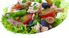 French Nicoise Salad Recipe