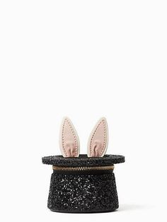 Magic hat and bunny ears coin purse | Kate Spade New York
