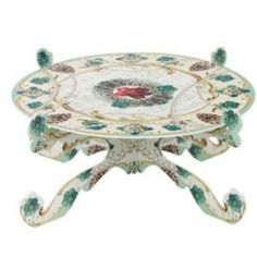 Very pretty for tea time -- cake serving plate