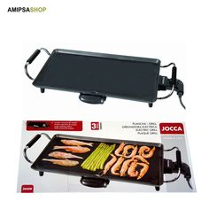 Plancha Grill, Griddles, Griddle Pan, Grilling, Shop, Electric Bbq Grill, Cleaning, Cooking, Grill Pan
