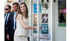In May 2017, Queen Letizia of Spain helped inaugurate Madrid's book fair along with husband King Felipe VI (not pictured).   Among the tomes the parents of two took home with them were Princesas Dragón: El Misterio del Huevo Dorado (Dragon Princesses: The Mystery of the Golden Egg) and Edward Ross' graphic novel for teens, Filmish.  According to local press, in all the royal couple picked up around 50 books – most of them given as gifts from the some 20 stands they visited, despite the fact…