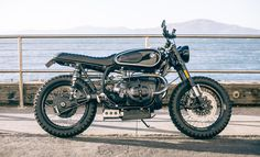 BMW R100 Scrambler - Not bad for a first project [1400x850]