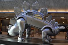 Stegobeetle! Why doesn't my library have one of these?