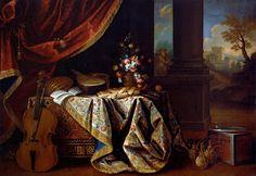 Maestro di palazzo Araldi (attivo a Cremona nel 1695)