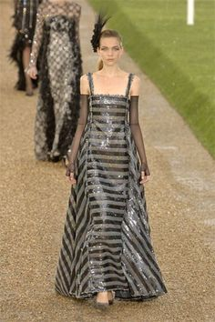 Chanel Fall 2007 Couture Collection...still obsessed with this gown 10 years later