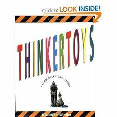 Thinkertoys: A Handbook of Business Creativity: Michael Michalko: 9780898154085: Amazon.com: Books