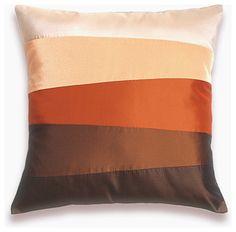 Love this pillow Duck Egg Blue Pillows, Brown Pillows, Brown Sofa, Brown Bedroom Colors, Bedroom Orange, Bedroom Color Schemes, Bedroom Cushions, Sofa Pillows, Brown Pillow Covers