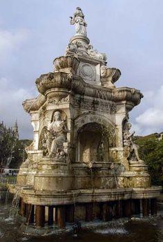 Flora Fountain in Mumbai: An Aesthetic Marvel | My India