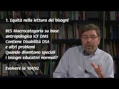 Verso la didattica inclusiva: i Bisogni Educativi Speciali su base ICF-OMS - YouTube