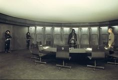 Rare Star Wars Vader and Tarkin photo Star Wars Room, Star Wars Art, Star Trek, Cuadros Star Wars, Star Wars Episode Iv, Star Wars Images, A New Hope, Death Star, Behind The Scenes