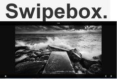ImageBox gallery - touch screens oriented - SwipeBox jquery plugin