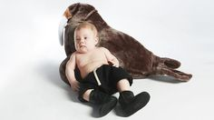 Baby Brock Lesnar