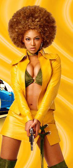 Foxy Cleopatra - 70's soul fashion updated