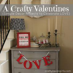 A Crafty Valentines