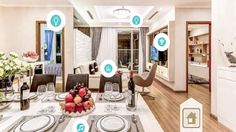 Căn hộ Smart Home Goldseason