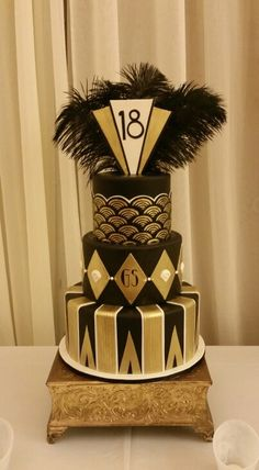 Great Gatsby Sweet 16 Cake Happy Sweet 16 Julia This Is