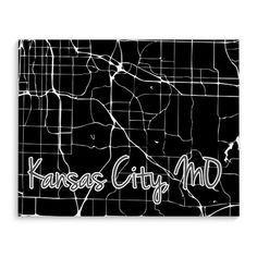 """Kavka Kcmo Graphic Art on Wrapped Canvas Size: 24"""" H x 36"""" W x 2"""" D"""
