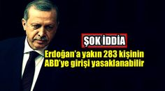 Gazeteci Nevzat Çiçek, vize kriziyle ilgili yaptığı değerlendirmede Cumhurbaşkanı Erdoğan'a yakın 283 kişinin ABD'ye girişinin yasaklanabileceğini söyledi.   #ABD #cumhurbaşkanı erdoğan #metin topuz #vize krizi #yasak