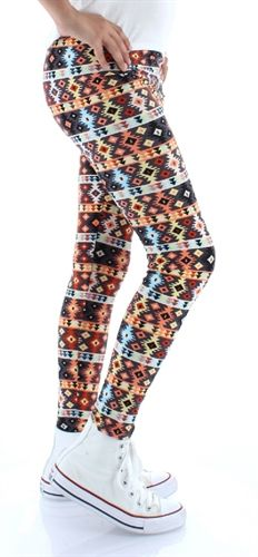 Girls Leggings  Buskins. KIDS Pulse