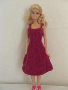 """tuto gratuit barbie robe de princesse """"Corinne"""