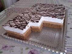 Prezidentské rezy: Neprekonateľný zákusok, ktorý ochutnáte raz a budete ho chcieť na stole každý týždeň! Czech Recipes, Ethnic Recipes, Baking Recipes, Cake Recipes, Eat Pray Love, Hungarian Recipes, Mini Cheesecakes, Blondies, Nutella