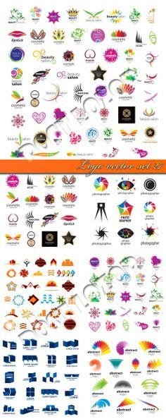 Logo vector set 27