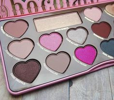 I am extremely excited for the Too Faced Chocolate Bon Bons Palette <3  Cotton Candy is such a lovely shade of pink.
