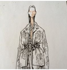 Fashion Design Sketches 617485798894945734 - Nice sketch Source by mariamcrts Fashion Design Sketchbook, Fashion Design Portfolio, Fashion Design Drawings, Art Sketchbook, Illustration Mode, Fashion Illustration Sketches, Fashion Sketches, Medical Illustration, Fashion Books