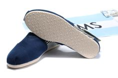 fresh and ready for your feet,TOMS shoes,god...SAVE 58% OFF! this is the best! | See more about tom shoes, shoes and navy.