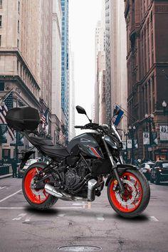 Yamaha Mt07, Super Bikes, Motorcycle, Vehicles, House, Motorbikes, Home, Motorcycles, Car