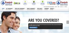 New changes on our website http://www.PunjabInsurance.ca