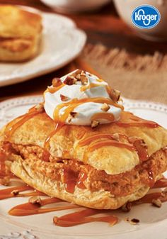 With an abundance of cozy fall flavors, these Pumpkin Mousse Napoleons from Inspired Gathering make the perfect homemade dessert idea. Check out the recipe to see how easy this caramel-drizzled treat is to make.