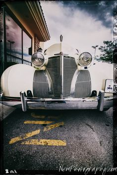 One 12x18 inch Cadillac Poster, Classic Hot Rod Garage Art Unframed