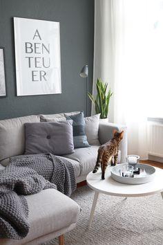 Aktuelle Lieblingsplätze | Wohnzimmer & Balkon - mit neuen Dekolieblingen von blomus.