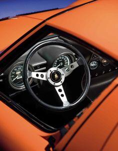 1968 Lamborghini Miura P400 - interior dash