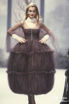 Chanel, Autumn-Winter 1991, Couture on www.europeanafashion.eu