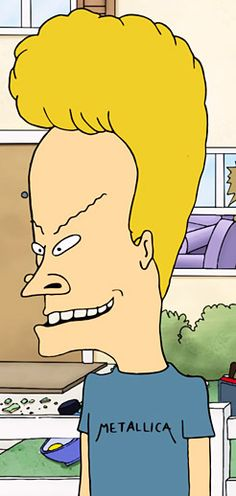 Image result for beavis