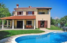 Holiday villa for rent in Croatia