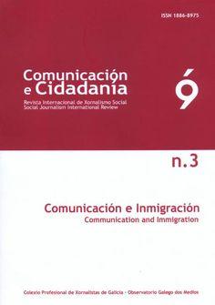 Comunicación e cidadania : Revista Internacional de Xornalismo Social / director Luis Álvarez Pousa