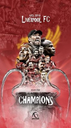 Liverpool FC, Champions League, Winners, 2018/2019, Wallpaper Liverpool Fc Champions League, Liverpool Uefa, Liverpool Soccer, Real Madrid Wallpapers, Times