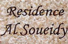 Customized Sign Mosaic