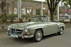 1959 Mercedes Benz 190 SL