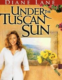 In this movie loosely based on Frances Mayes's best-selling memoir of the same title, Diane Lane stars as Frances, a newly divorced American writer who heads for the Italian region of Tuscany to make limonita out of life's lemons. Having just quit her high-pressure job and ended her heartbreaking marriage, she buys a decrepit-but-charming house in Cortona on impulse, rebuilding it piece by piece -- and herself along with it.