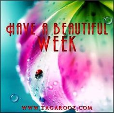 New Week Quotes, Good Week, Tags, Feelings, Blog, Blogging, Mailing Labels