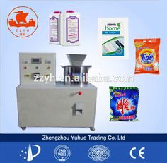 Washing Detergent, Making Machine
